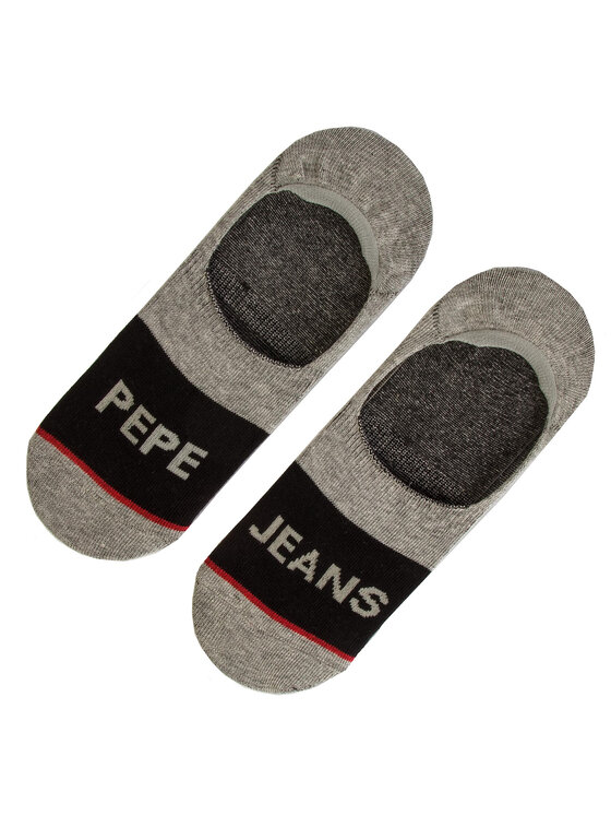 Pepe Jeans Pepe Jeans Σετ 3 ζευγάρια κάλτσες σοσόνια γυναικεία Luneta PLU10374 Έγχρωμο