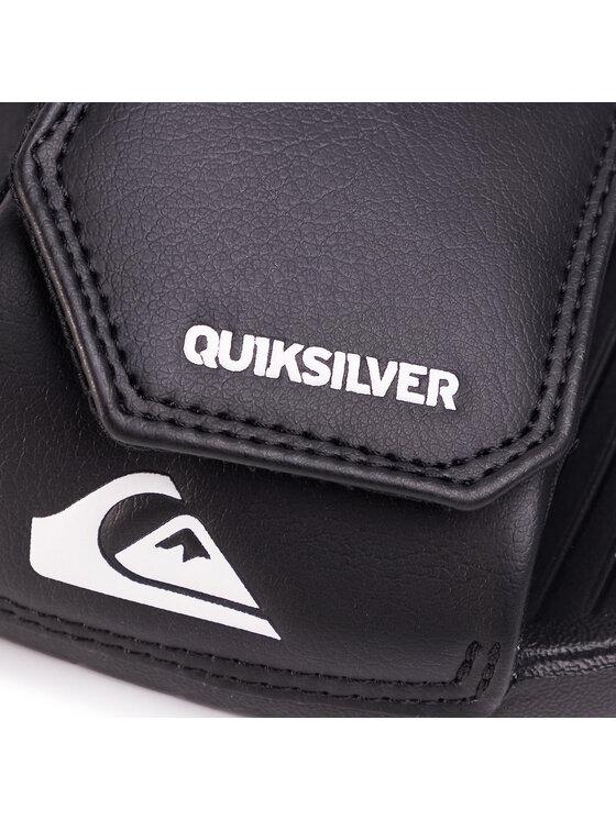 Quiksilver Quiksilver Klapki AQYL100957 Czarny