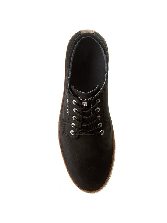 Gant Gant Sneakers aus Stoff Bari 14638646 Schwarz