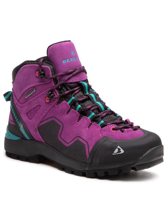 Bergson Turistiniai batai Nyika High Stx Violetinė