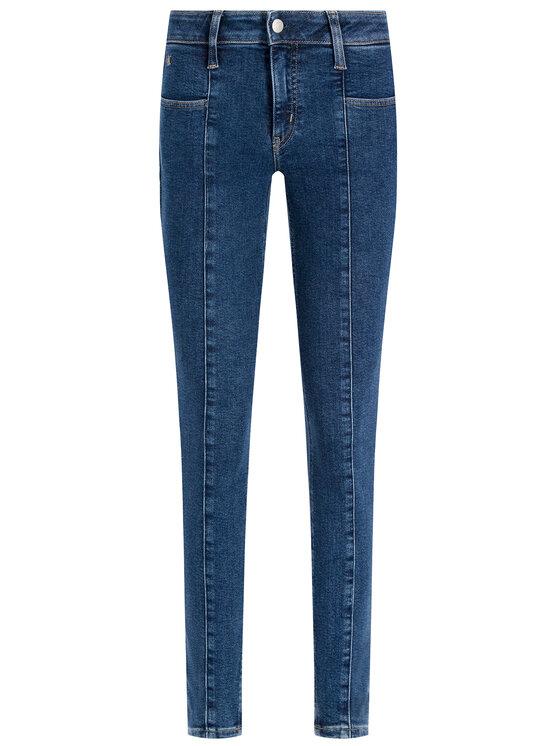 Calvin Klein Jeans Calvin Klein Jeans Slim Fit farmer J20J213154 Sötétkék Skinny Fit