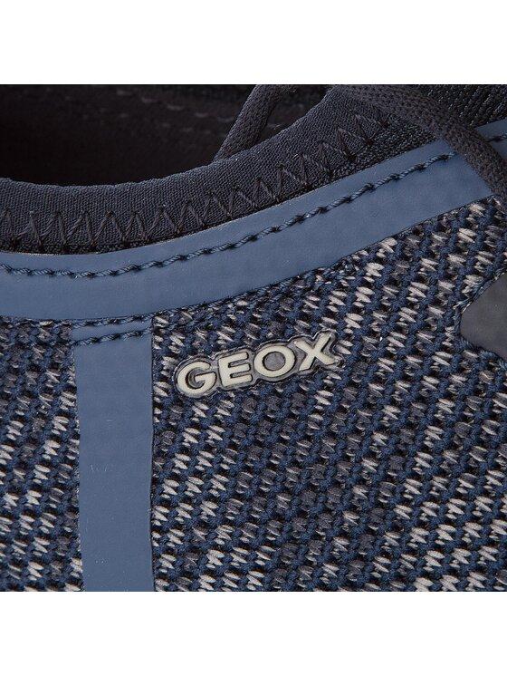 Geox Geox Batai U Nebula X A U826BA 0006K C4000 Tamsiai mėlyna