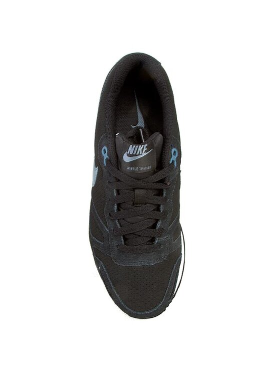 Nike Nike Pantofi Air Waffle Trainer Leather 454395 049 Negru