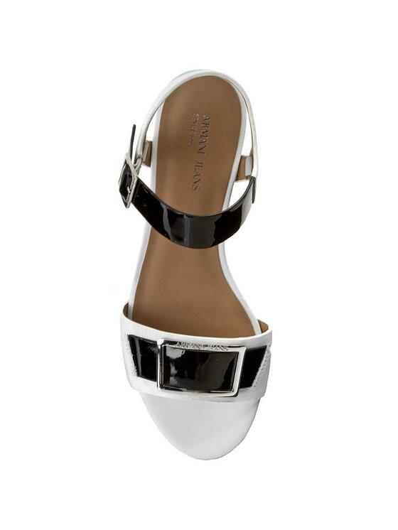 Armani Jeans Armani Jeans Σανδάλια A5544 35 1D Λευκό