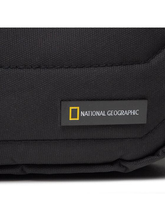 National Geographic National Geographic Saszetka nerka N00718.06 Czarny