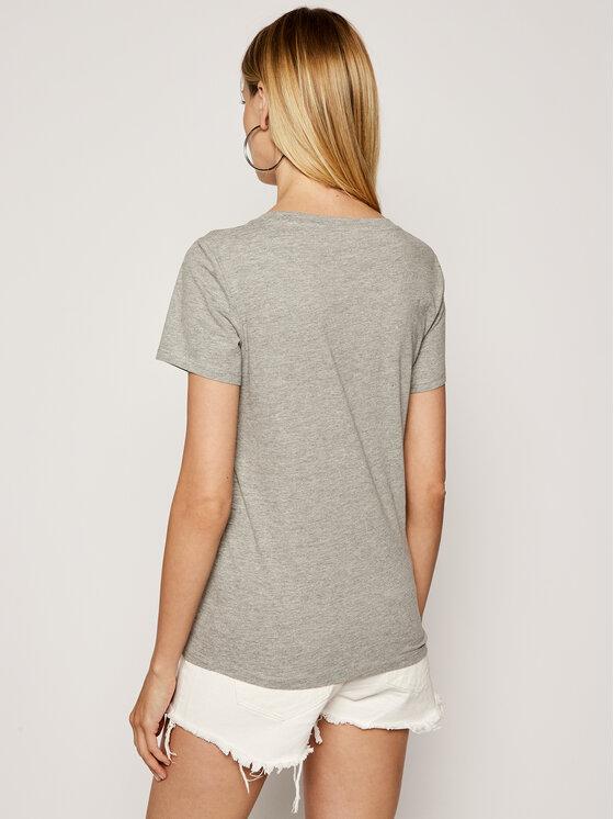 Guess Guess T-Shirt Logo W93I91 K19U1 Γκρι Regular Fit