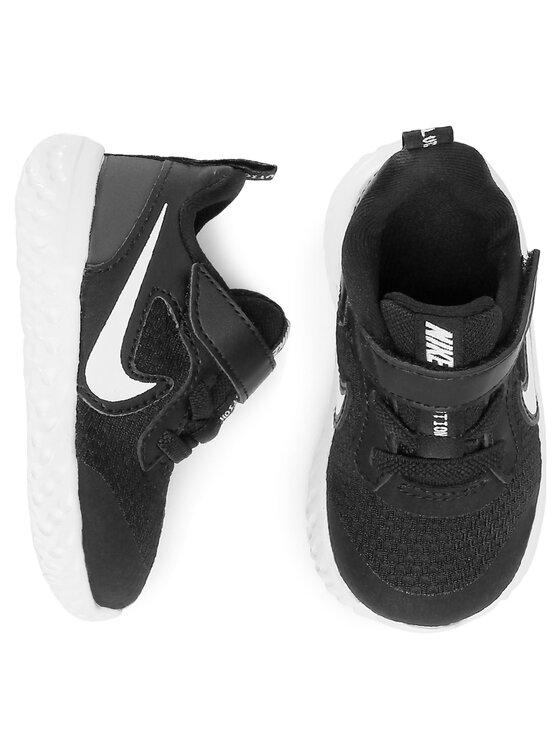 Nike Nike Buty Revolution 5 (TDV) BQ5673 003 Czarny