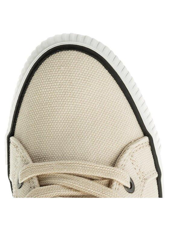 Calvin Klein Jeans Calvin Klein Jeans Sneakersy Ritzy R3551 Béžová