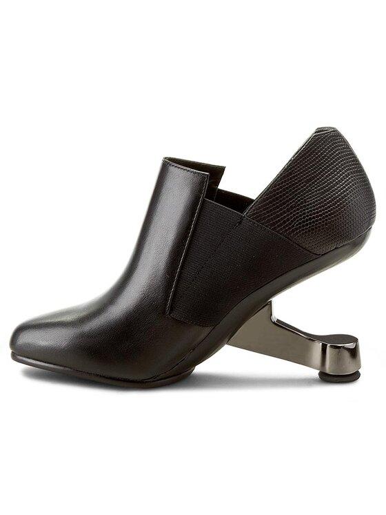 United Nude United Nude Κλειστά παπούτσια Eamz Janis 10187011646 Μαύρο