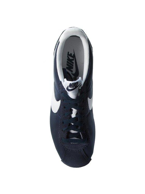 Nike Nike Buty Classic Cortez Nylon 749864 411 Granatowy