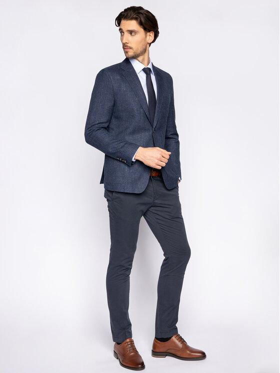 Hugo Hugo Koszula Kenno 50425815 Kolorowy Slim Fit
