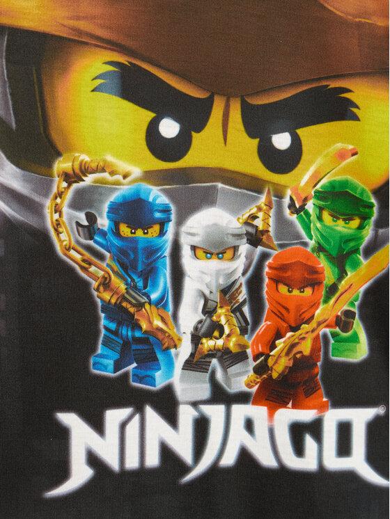 LEGO Wear LEGO Wear Bluzka 12010201 Brązowy Regular Fit