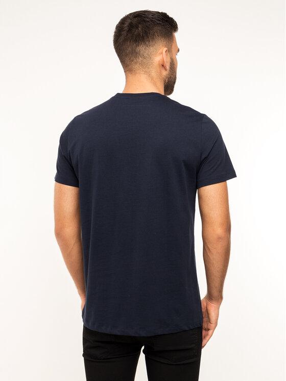 Boss Boss T-Shirt 50404133 Σκούρο μπλε Regular Fit