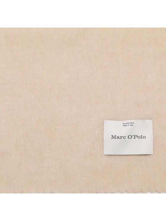 Marc O'Polo Marc O'Polo Szal 909 8372 02333 Beżowy