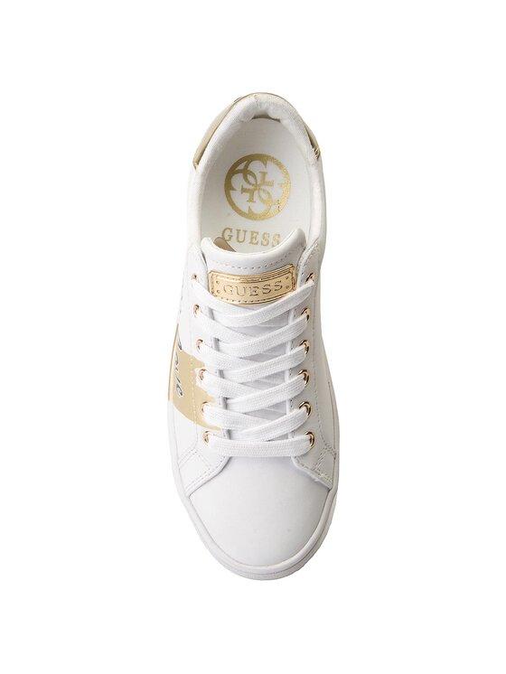 Guess Guess Laisvalaikio batai Bobo FLBOB2 LEA12 Balta