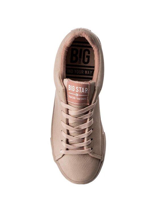 BIG STAR BIG STAR Sneakersy Y274647 Różowy