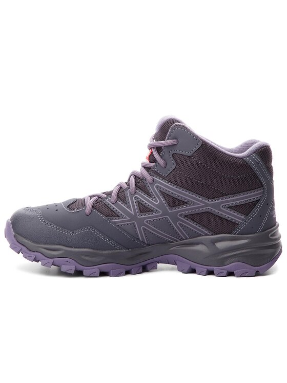 The North Face The North Face Trekkings Hedgehog Hiker Mid Wp NF00CJ8Q5SS Gri