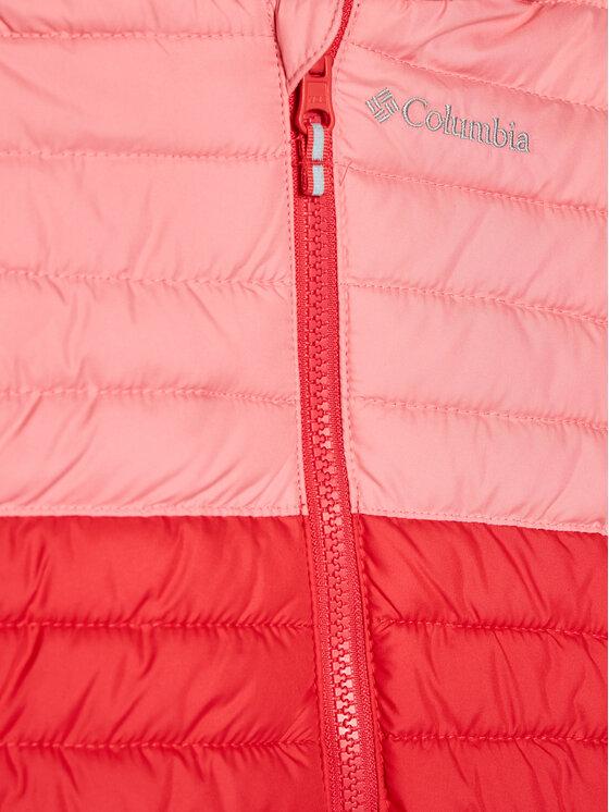 Columbia Columbia Kombinezon zimowy Powder Lite Reversible 1864021 Kolorowy Regular Fit