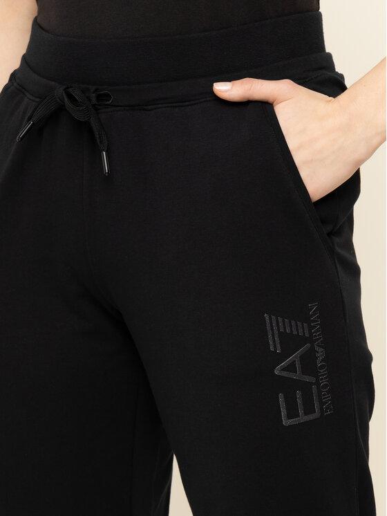 EA7 Emporio Armani EA7 Emporio Armani Spodnie dresowe 3HTP64 TJ31Z 1200 Czarny Regular Fit