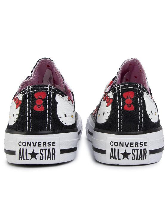 Converse Converse Trampki Ctas Ox 362948C Czarny
