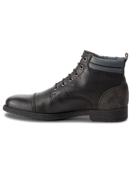 Geox Geox Boots U Jaylon I U84Y7I 0EM22 C0005 Noir