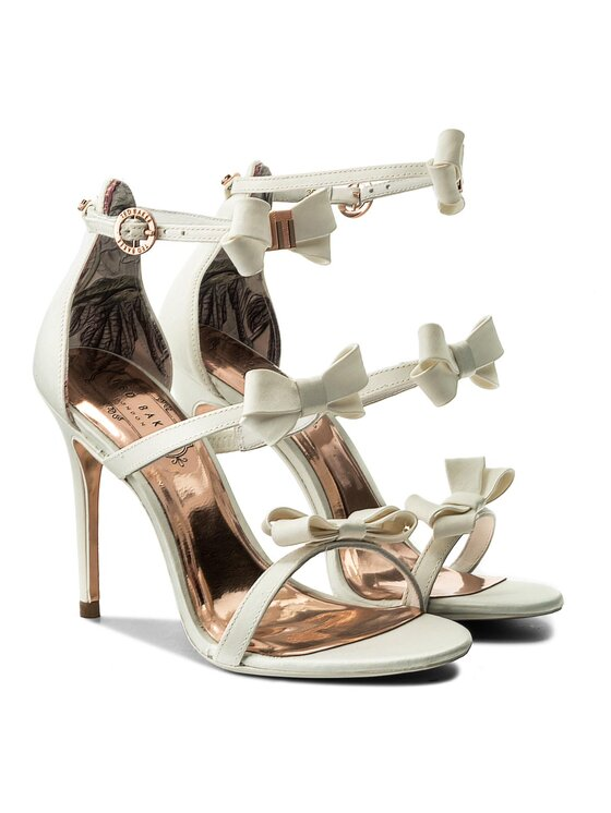 Ted Baker Ted Baker Сандали Nuscala 9-17261 Бял
