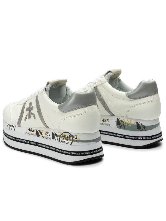 Premiata Premiata Sneakers Beth 4038 Weiß
