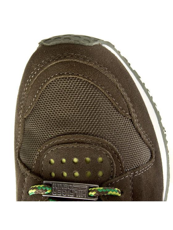Tommy Hilfiger Tommy Hilfiger Sneakers Roan 1C - 1 EM56818778 Verde