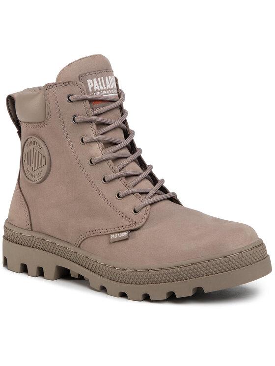 Palladium Žygio batai Pallabosse Sc Wp+ 96868-256-M Smėlio