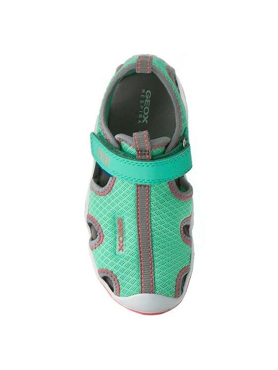 Geox Geox Sandale J Wader G. A J5208A 01415 C1F3Z S Verde