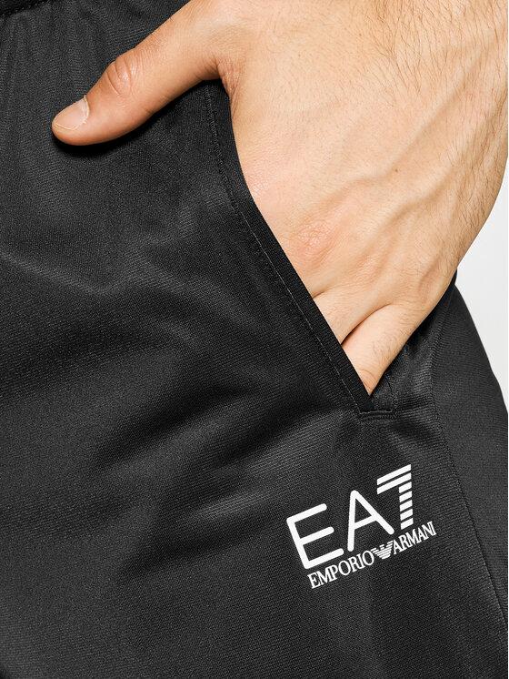 EA7 Emporio Armani EA7 Emporio Armani Φόρμα 8NPV71 PJ08Z 1200 Μαύρο Regular Fit