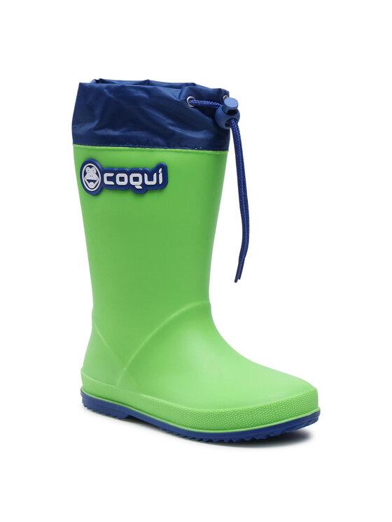 Coqui Guminiai batai Rainy Collar 8509-100-1420 Žalia