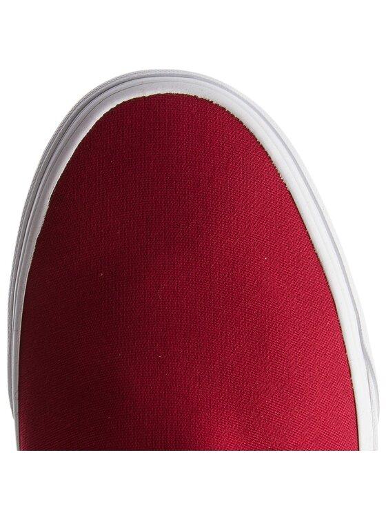 Vans Vans Tenisówki Classic Slip-On VN0A38F7QF2 Czerwony