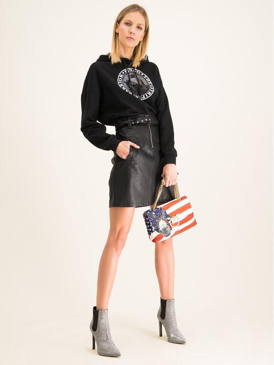 Pinko Pinko Sweatshirt LUCIA HEFFERNAN Ruby PE 20 PHEFF 1N12L6 Y68G Noir Regular Fit