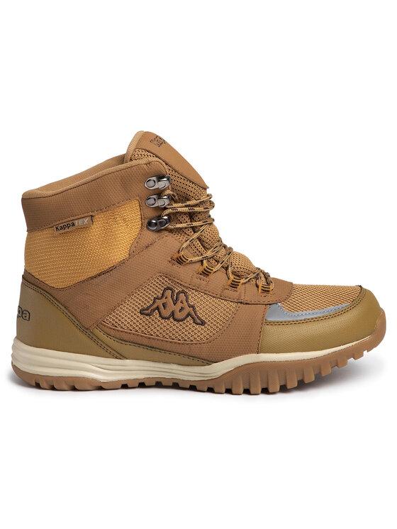 Kappa Kappa Παπούτσια πεζοπορίας Scorva Tex 242755 Καφέ