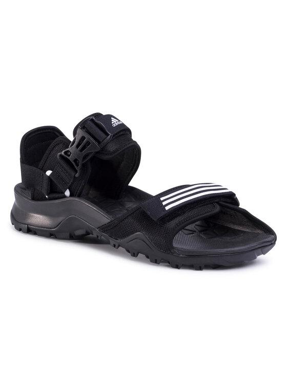 adidas Basutės Cyprex Ultra Sandal Dlx EF0016 Juoda