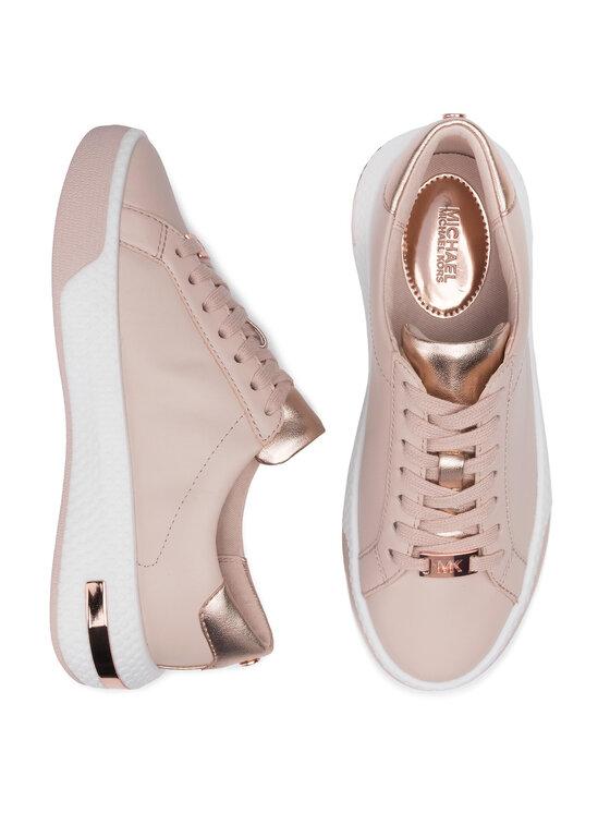 MICHAEL Michael Kors MICHAEL Michael Kors Sneakersy Codie Lace Up 43T9CEFS1L Różowy