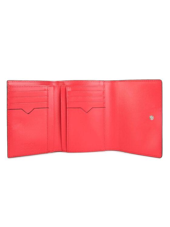 KARL LAGERFELD KARL LAGERFELD Duży Portfel Damski 86KW3211 Czerwony