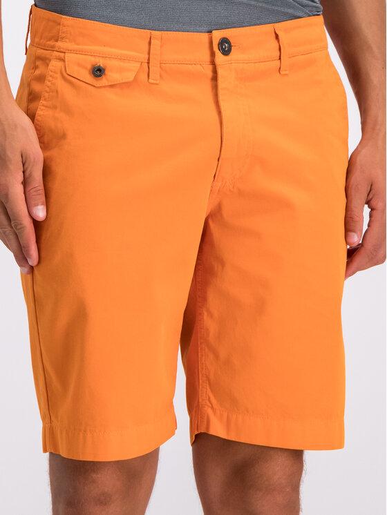 Helly Hansen Helly Hansen Medžiaginiai šortai Hh Bermuda 33940 Oranžinė Regular Fit