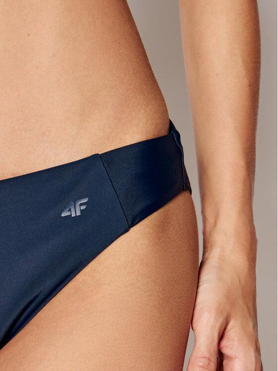 4F 4F Dół od bikini H4L21-KOS003D Granatowy