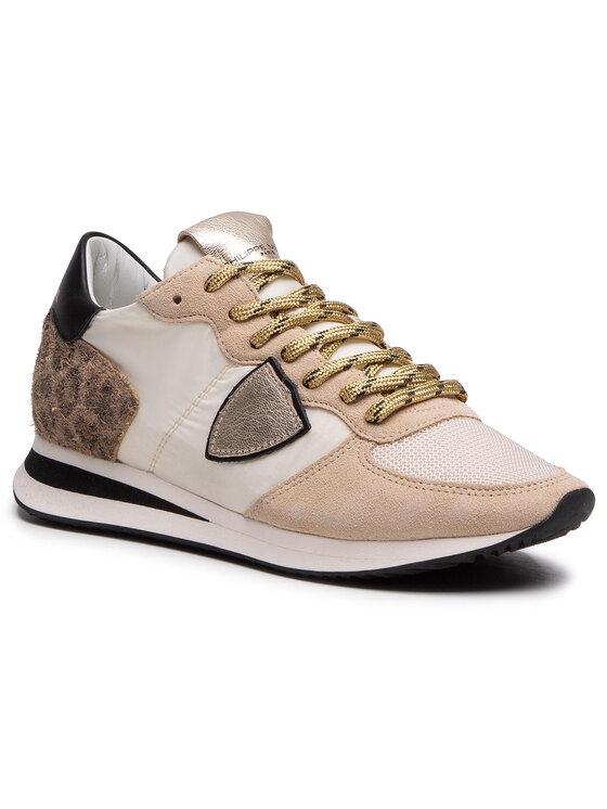 Philippe Model Laisvalaikio batai Trpx TZLD WA11 Smėlio