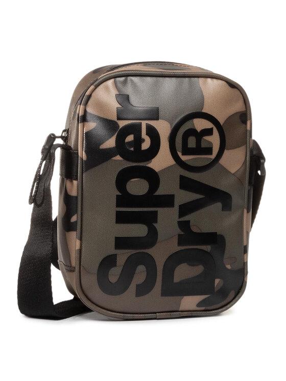 Superdry Saszetka Side Bag M9100022A Zielony