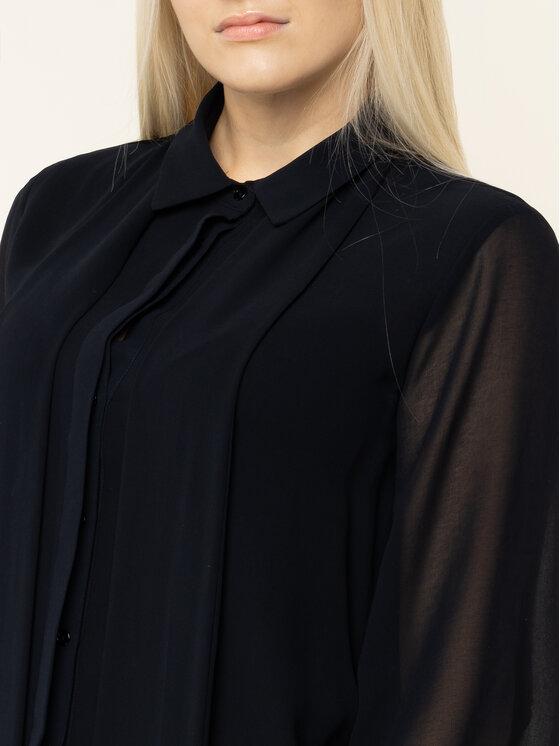 Persona by Marina Rinaldi Persona by Marina Rinaldi Marškiniai 1113129 Tamsiai mėlyna Regular Fit
