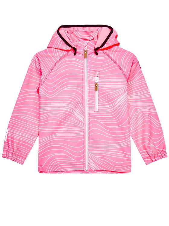 Reima Reima Kurtka softshell Vantti 521569 Różowy Regular Fit
