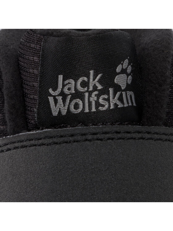 Jack Wolfskin Jack Wolfskin Апрески Polar Wolf Low Vc K 4036191 S Черен
