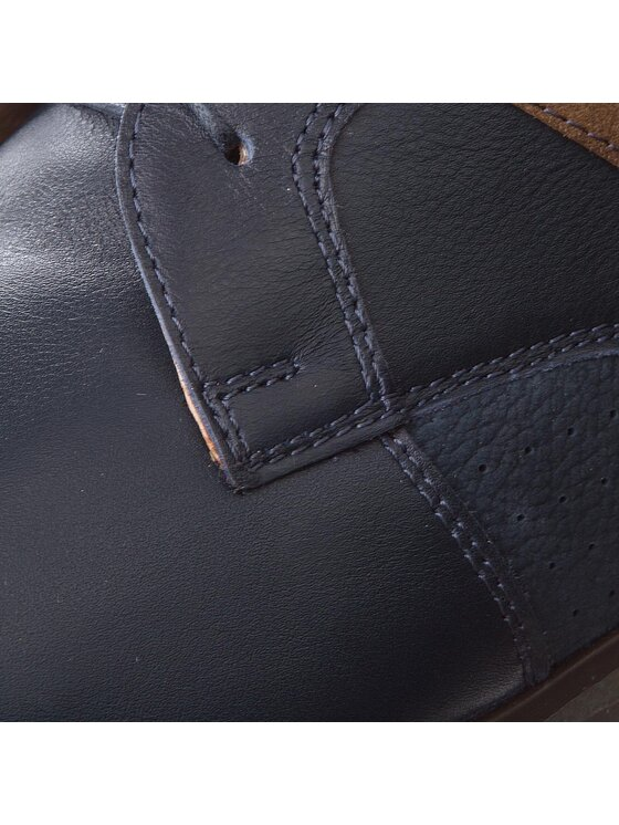 Sergio Bardi Sergio Bardi Κλειστά παπούτσια Cameri SS127319818GR Σκούρο μπλε