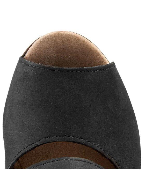 Tommy Hilfiger Tommy Hilfiger Κλειστά παπούτσια DENIM EN56818670 Μαύρο