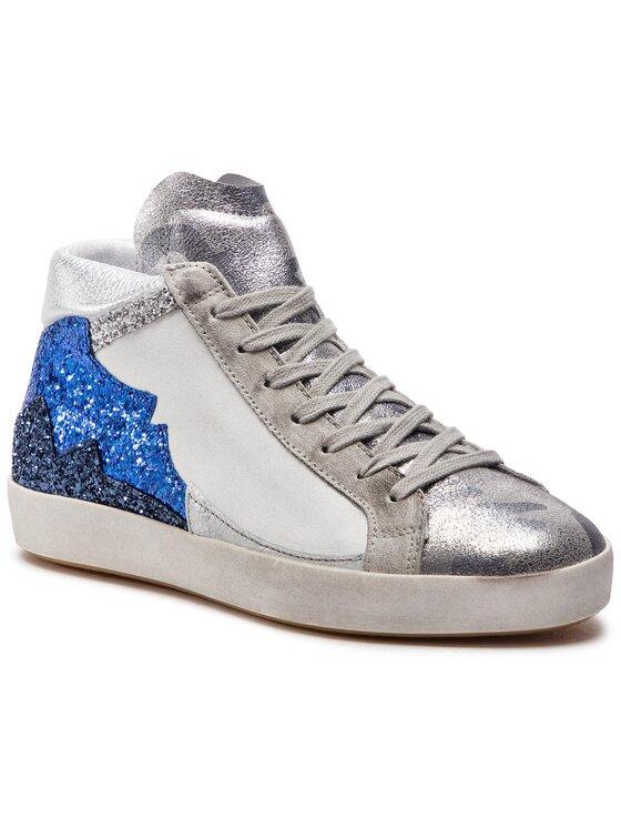 Bronx Bronx Sneakersy 47073-L BX 1486 Sivá