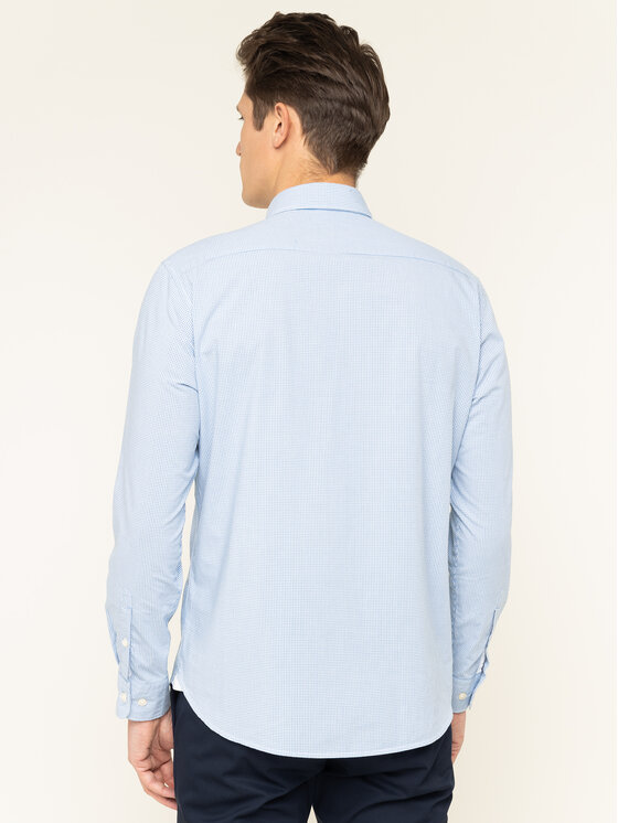 Marc O'Polo Marc O'Polo Marškiniai 020 7451 42188 Mėlyna Regular Fit