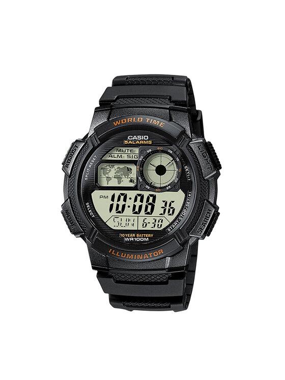 Casio Laikrodis AE-1000W-1AVEF Juoda